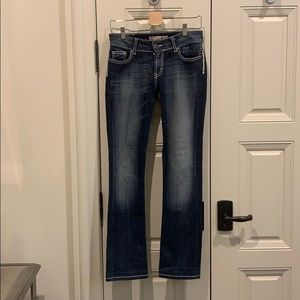 BKE culture straight jeans